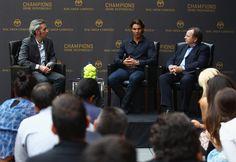 Rafael Nadal Photos: Bacardi - Rafael Nadal Q&A