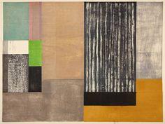 Category: Work on Paul Furneaux: printmaking artist Rain Window, Japanese Woodcut, Japanese Watercolor, Birch Ply, Old Art, Woodblock Print, Artist At Work, Collage Art, Printmaking