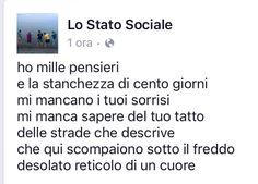 Lo stato sociale.
