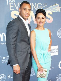 Empire Costars Trai Byers and Grace Gealey  Are Married http://www.people.com/article/trai-byers-grace-gealey-married