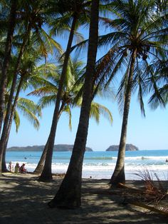 Playa Samara, Costa Rica. Already booked for August!! So excited
