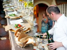 Dinner Party a la Sean O'Keefe Events