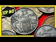 10 Ideas De Monedas Monedas Valor De Monedas Antiguas Monedas Viejas