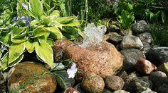 Einen Sprudelstein selber bauen in 6 Schritten   Gartenteich ...
