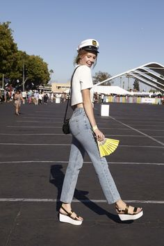 Nasty Gal Denim The MILF (http://www.nastygal.com/product/nasty-gal-milf-jean?utm_source=pinterest&utm_medium=smm&utm_term=ngdib&utm_content=nasty_gals_do_it_better&utm_campaign=pinterest_nastygal) & #ShoeCult Bianca Flatforms (http://www.nastygal.com/product/shoe-cult-bianca-flatform?utm_source=pinterest&utm_medium=smm&utm_term=ngdib&utm_content=nasty_gals_do_it_better&utm_campaign=pinterest_nastygal) #festivalstyle #momjeans