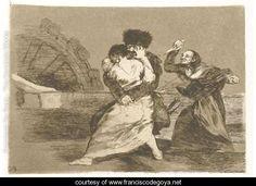 Los Desastres de la Guerra - Francisco De Goya y Lucientes - www.franciscodegoya.net