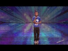Malaki Paul - Britains got talent 2012 (auditions)