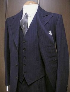 1000 images about ann es 30 on pinterest 1930s fashion - Costume homme annee 30 ...
