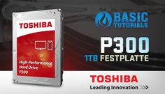 #Gewinnspiel: @Toshiba P300 1 TB Festplatte https://basic-tutorials.de/giveaways/gewinnspiel-toshiba-p300-1-tb-festplatte/?lucky=42001 via @BasicTutorial