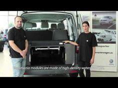 Cama para furgonetas camperizadas | Furgomania