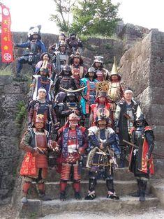 Samurai Armor, Warfare, Arms, Menswear, Men Clothes, Men Outfits, Men Wear, Men's Clothing, Men's Apparel