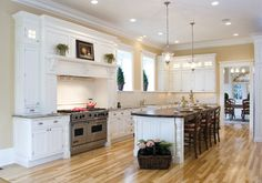 What we can do traditional kitchen