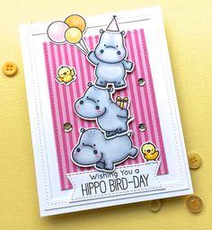 Mft Happy Hippos