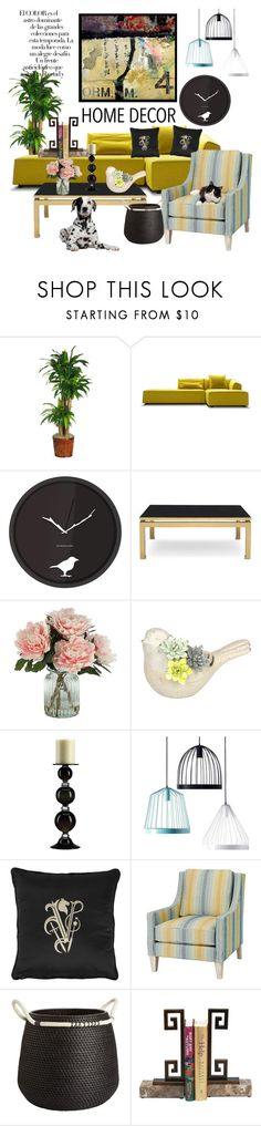 """Art Inspired"" by hastypudding ❤ liked on Polyvore featuring interior, interiors, interior design, home, home decor, interior decorating, Arco, Kikkerland, Mitchell Gold + Bob Williams and Cyan Design"