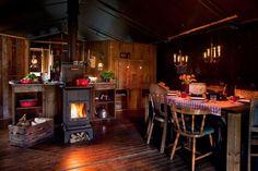 Cookstove Tent