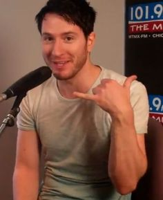 """""""Adam Young """"Call me!"""""""" Sure thing, handsome. Music Love, Good Music, Owl City Songs, What's Your Number, Yes I Will, Song Lyrics Art, Adam Young, City Sky, Some People Say"""