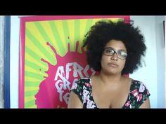 Rede NAMI | Para inspirar: #AfroGrafiteira Tainá Rocha