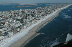 Long Island Beach, New Jersey