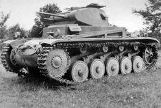 The Panzer 2 tank Panzer Ii, Mg 34, War Thunder, Ww2 Tanks, Armored Vehicles, War Machine, North Africa, World War Two, Historical Photos