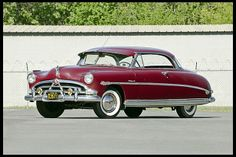 1952 Hudson Hornet Hollywood 308 CI, Automatic