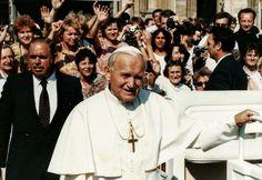 Happy feast day of Saint John Paul II.
