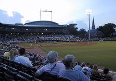 c4ec525a992 Baseball Grounds of Jacksonville...home of AA Jacksonville Suns... Jacksonville. Minor League ...
