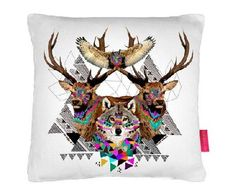 Forest Friends Cushion