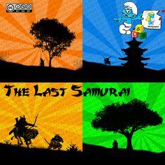 """The Last Samurai. """"In questo mondo di guerra e violenza anche i fiori piangono... E noi continuiamo a credere che sia rugiada."""""""