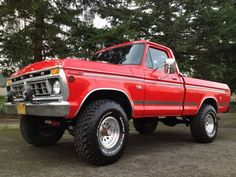 76 Ford F100 4x4
