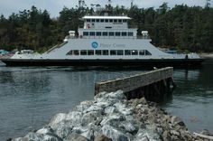 Ferry to Whidbey Island from Seattle