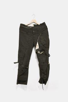 Junya Watanabe AW06 Rebuilt Cargo Pants