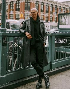 // NYC Street style - by Paolo Roldan