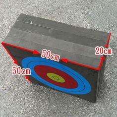 Source harmless Shooting Foam Archery Targets EVA arrow target shooting target on m.alibaba.com