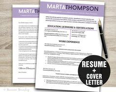Ms office resume cover letter template