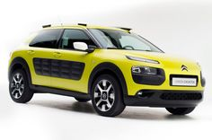 Official: Citroën C4 Cactus production model keeps it weird and bumpy [w/video]