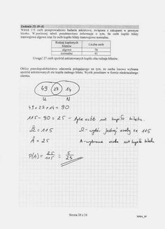 Matua 2015 PP (stara) rozwiązania 10 Life Hacks For School, Math Lessons, Maths, Studying, Cry, Bullet Journal, Science, Education, Learning