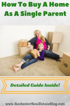 How To Buy A Home As A Single Parent