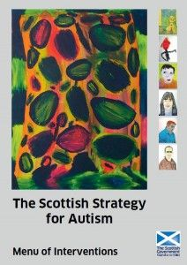 Menu of Interventions - links to document and local autism resources in areas across Scotland.