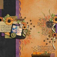 Layout by CTM Amber using {Autumn Breeze} Digital Scrapbooking Collection by Tami Miller Designs https://www.pickleberrypop.com/shop/manufacturers.php?manufacturerid=147 #digiscrap #digitalscrapbooking #tamimillerdesigns #autumnbreeze
