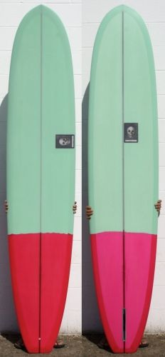 """Chris Christenson """"Slider"""" Longboard Surfboard"""