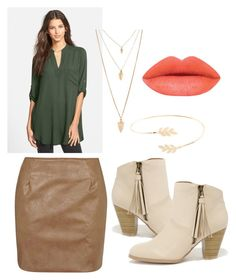 """""""woods at night"""" by the-dana-a on Polyvore featuring Topshop, Qupid, Lush, Accessorize, Forever 21, women's clothing, women, female, woman and misses"""