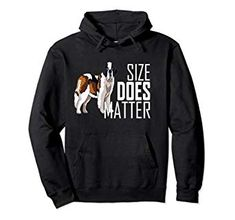 Funny Dog Puppy St Bernard Pullover Hoddie. Size Does Matter St Bernard Hoddie :::::::::::::::::::::::::::::::::::::::::::::::::::::::::::::::::::::: Show How Much You Love Your St Bernard Pullover. St Bernard Dog Pullover Hoddie Ideal Birthday Xmas Gift For Women Mum Mother Sister Daughter Men Father Dad Brother Son. Floating Raft, Aquarium Kit, St Bernard Dogs, Large Dog Breeds, Aquaponics System, Pullover, Hoodies, Women, Mini