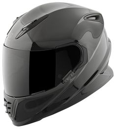 Built specifically for sport riders, the Speed and Strength SS1310 Solid Speed Helmet is designed for stability and comfort at high speeds. The A.T.P.A. shel...