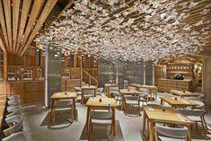 Проект суши-бара Nozomi в Валенсии