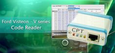 #Ford Visteon Code Reader #TMS470