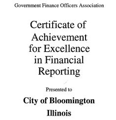 By:  Diane Benjamin From Bills and Payroll tonight:  Remember when the Financial Statements are issued and the City brags about their Award Winning presentation?  See page 7 They BOUGHT it! FIN Mis...