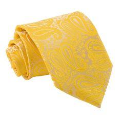 Paisley Men's Regular Tie