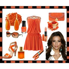 Gabrielle Solis by sammijo503 on Polyvore