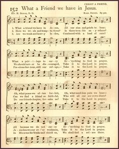 as much as i LOVE praise & worship music, i still love to hear/sing old hymns some, too. <3
