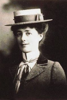 Vida Goldstein (1869-1949): early Australian feminist politician who campaigned for women's suffrage and social reform.